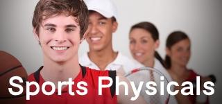 roseville sport physicals