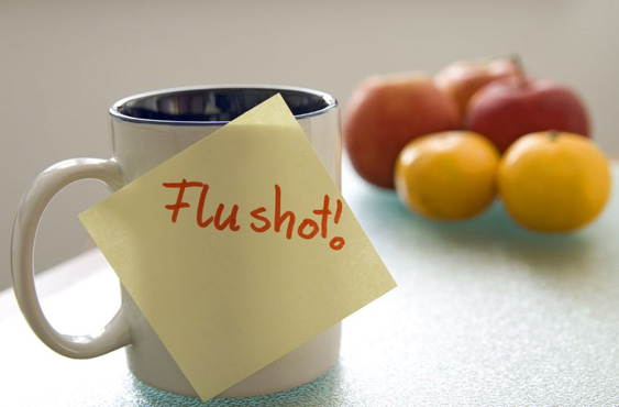 Learn about the 2014-2015 Flu Season From the CDC